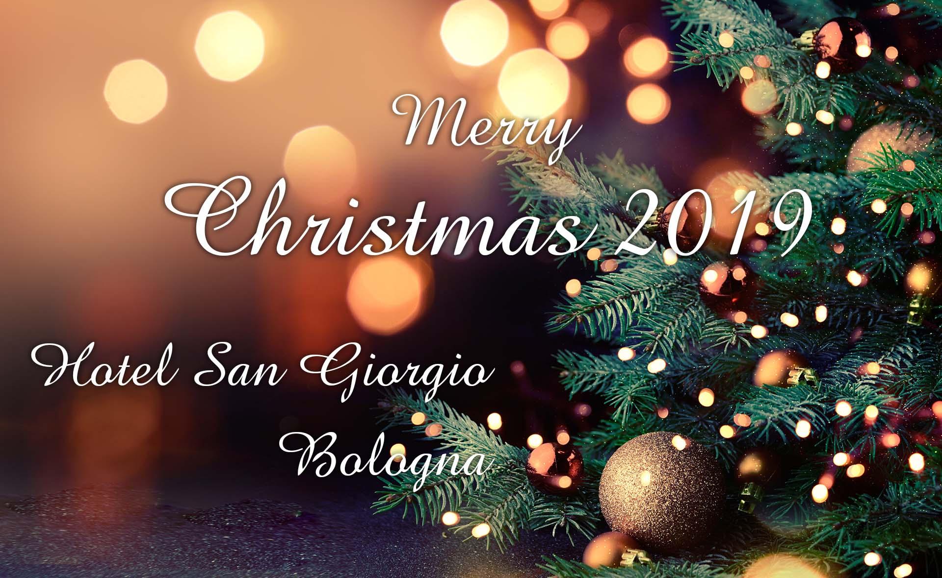 Offerta natale 2019 a Bologna - Hotel San Giorgio a Bologna